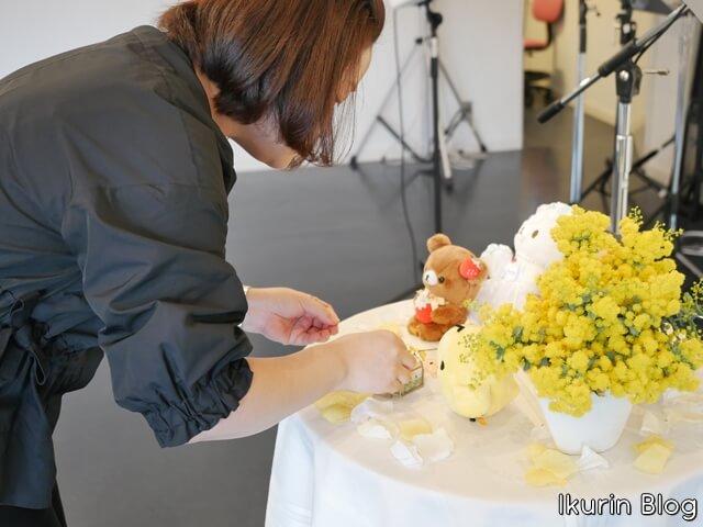 結婚誓約式「チホンさんの写真」イクリンブログ