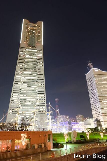 横浜みなとみらい「ランドマークタワー」イクリンブログ