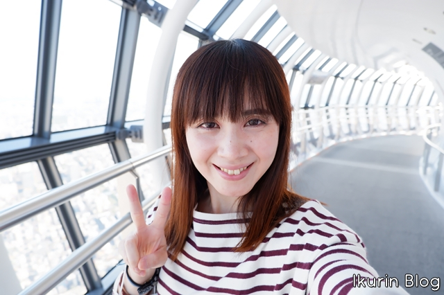 東京スカイツリー「自撮り」イクリンブログ
