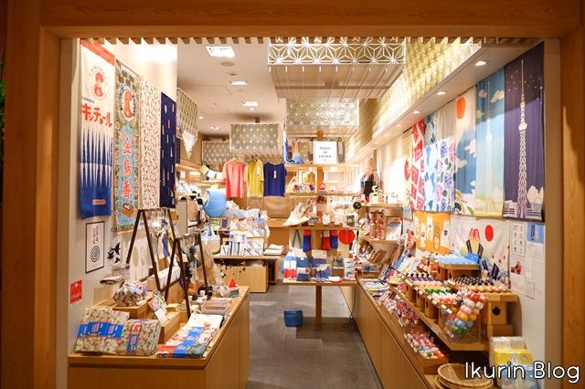 東京スカイツリー「お土産屋」イクリンブログ