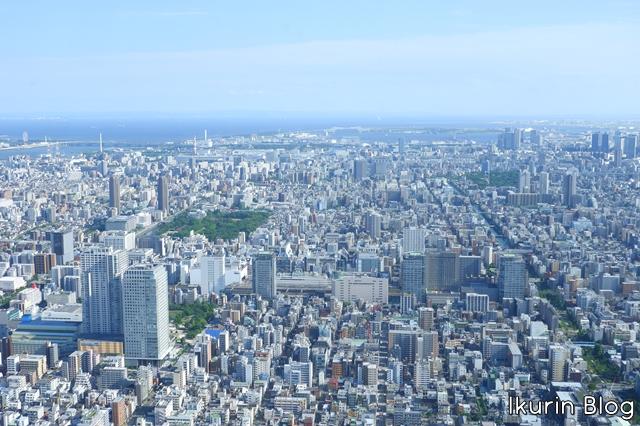 東京スカイツリー「展望台2」イクリンブログ