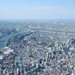 東京スカイツリー「展望台」イクリンブログ