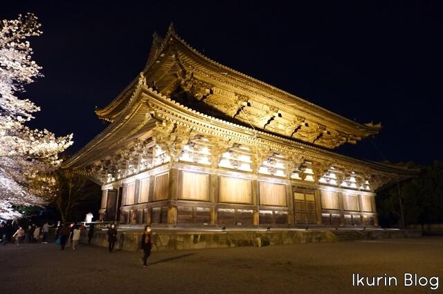 京都・東寺「金堂」イクリンブログ