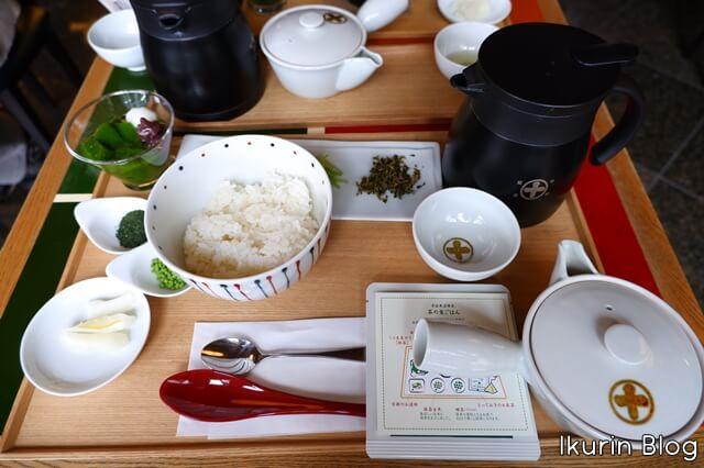 京都・宇治・中村藤吉本店「茶漬けセット」イクリンブログ