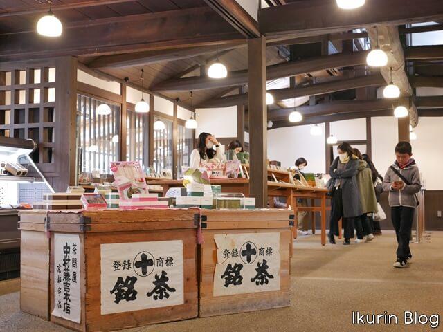 京都・宇治・中村藤吉本店「茶屋」イクリンブログ
