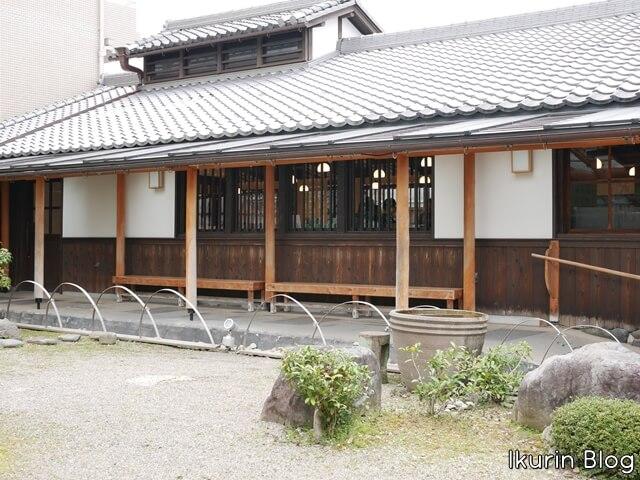 京都・宇治・中村藤吉本店「庭園の様子2」イクリンブログ