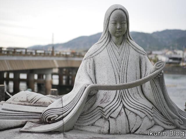 京都・宇治・宇治川「紫式部・源氏物語」イクリンブログ