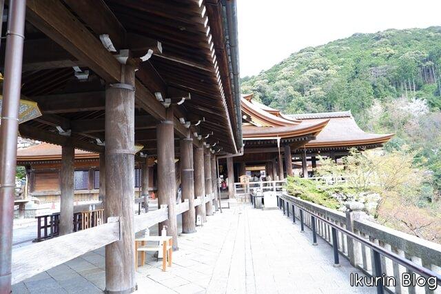 京都・清水寺「境内」イクリンブログ