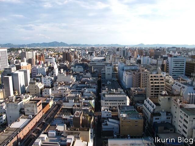 日本・岡山「市街」イクリンブログ