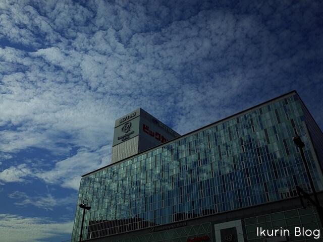 日本・岡山「ビックカメラ」イクリンブログ
