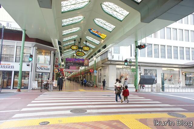 日本・岡山「表町商店街」イクリンブログ