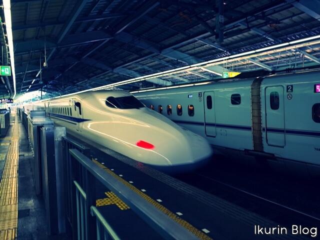日本・岡山「新幹線」イクリンブログ
