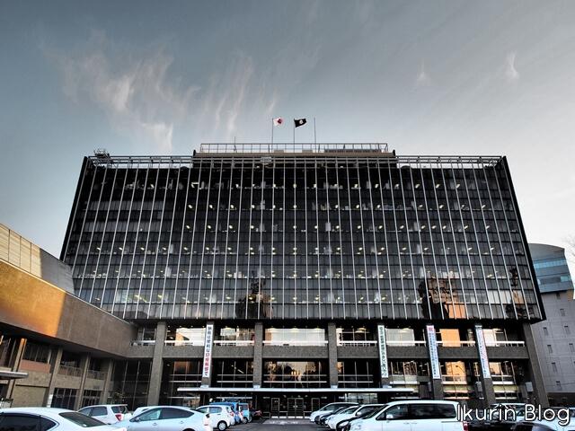 日本・岡山「市役所」イクリンブログ