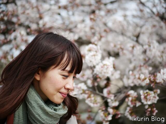 大阪城公園「サクラとイクリン」イクリンブログ
