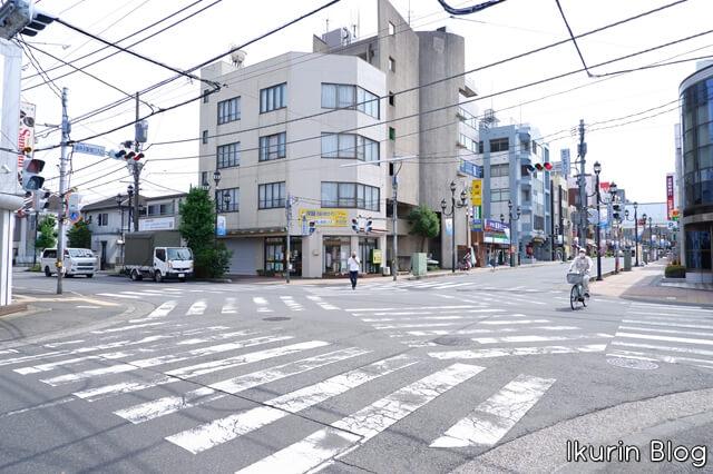 埼玉・新所沢「スクランブル交差点 scramble」ikurinblog