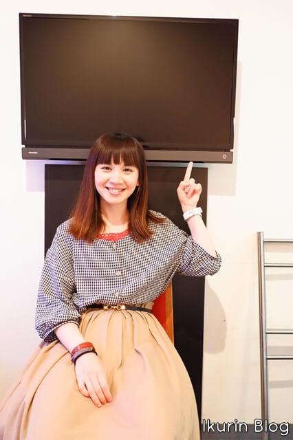 Hotel Areaone 岡山「液晶テレビ」イクリンブログ