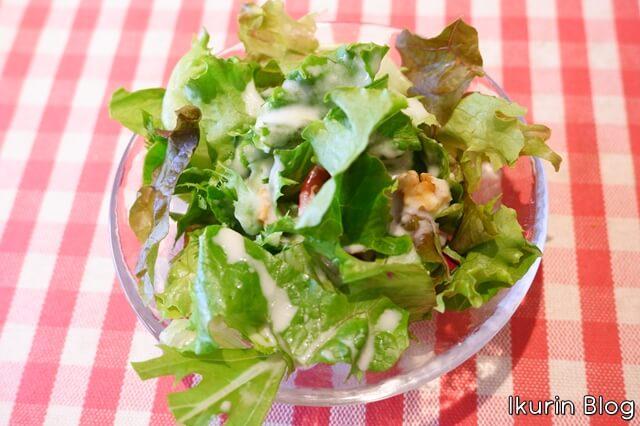 kitchen ekubo「サラダ」イクリンブログ