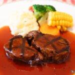 kitchen ekubo「和牛のステーキ」イクリンブログ